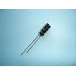 Electrolytic Radial 6.8uF 50V