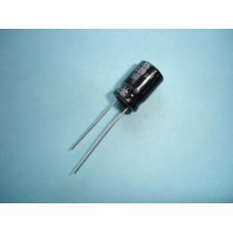 Electrolytic Radial 220uF 50V