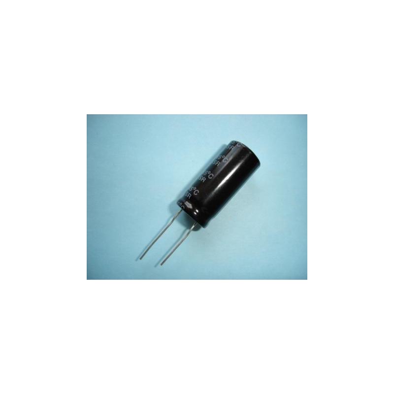 Electrolytic Radial 2200uF 50V