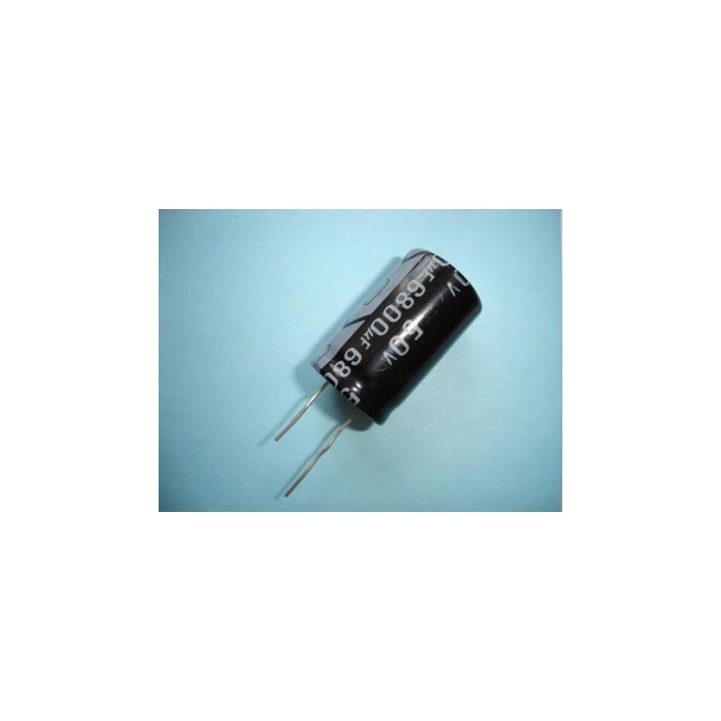 Electrolytic Radial 6800uF 50V