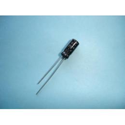Electrolytic Radial 1uF 63V