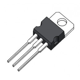 LM340 Voltage regulator 5V 1A