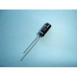 Electrolytic Radial 10uF 63V