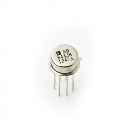 AD644 Dual High Speed, Implanted BiFET Op Amp