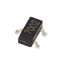 2N7002 MOSFET N CHANNEL SOT23