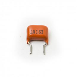 100NF 0.1uF 63V 7.5MM Polyester