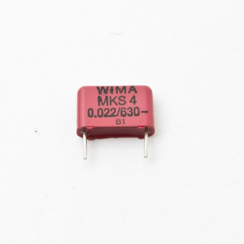 22NF 0.022uf 630V 10mm Polyester