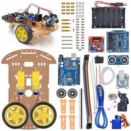 Avoidance tracking Smart Robot Car Chassis Kit