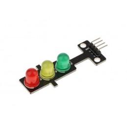 LED traffic light-emitting module 5V
