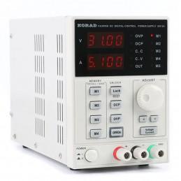 KA3005D 0~30V 0~5A Precision Adjustable DC Power Supply DC