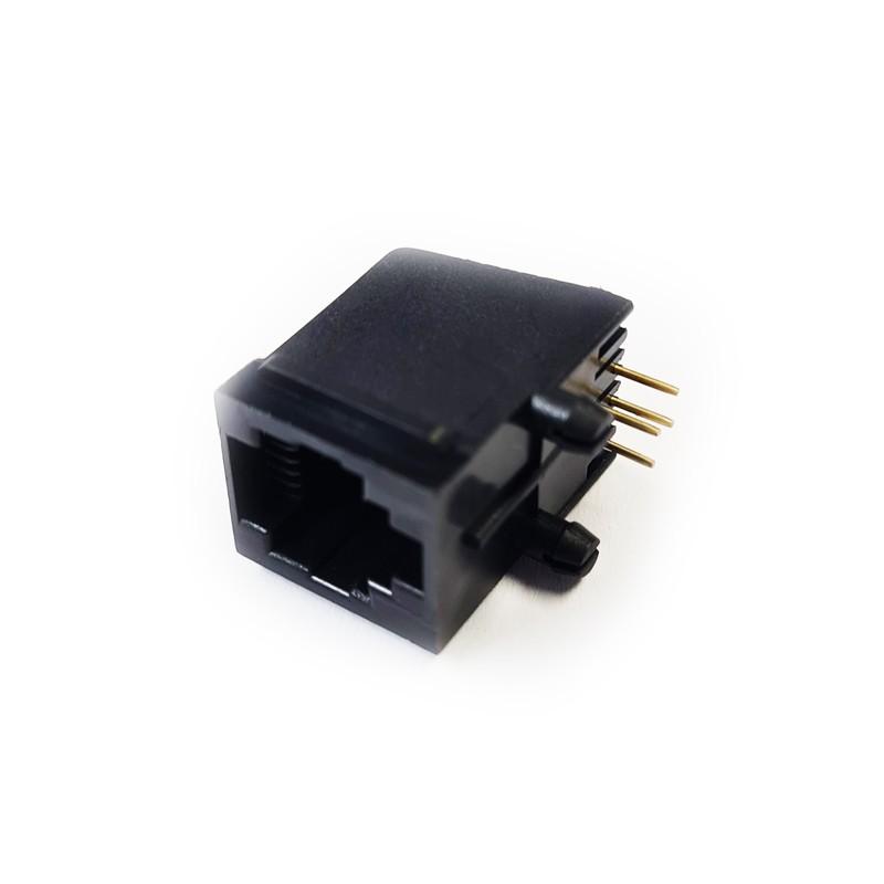 RJ11 socket PCB socket 4 pin
