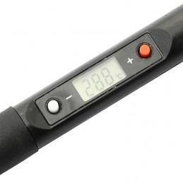 Soldering Iron 80W adjustable temperature LCD display