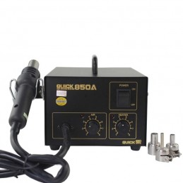 Quick 850A Hot air station