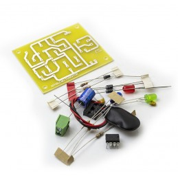 8026 555 Astable Multivibrator Kit