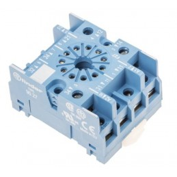 Finder 90.27SMA RELAY BASE 11 PIN SURFACE/DIN