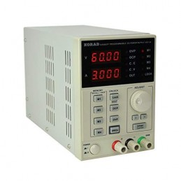 Programmable Variable Adjustable 60V, 3A DC Linear Power Supply