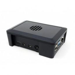 Modular Raspberry Pi4 Case - Black