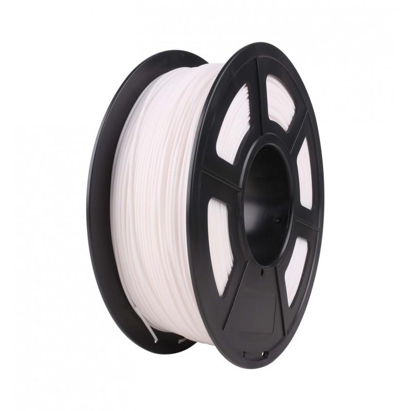 1.75 mm PLA FILAMENT - WHITE - 1kg