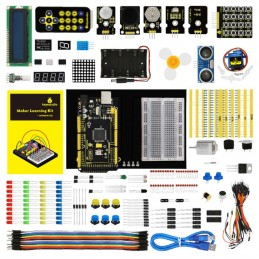 KS0082 Learning Assembly Kit for Arduino with MEGA 2560 R3