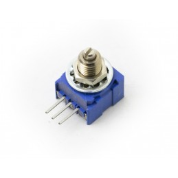 Bourns 51SADU10A12 Potentiometer, Linear, 2.5Kohm 2.54mm pin